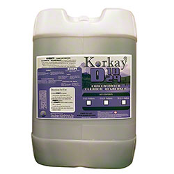 Korkay® D1024 Concentrated Cleaner & Degreaser - 5 Gal.