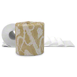 """Von Drehle Base Line 2-Ply Standard Bath Tissue - 4.1"""" x 3.2"""