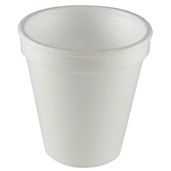 WinCup® White Foam Cup - 6 oz.