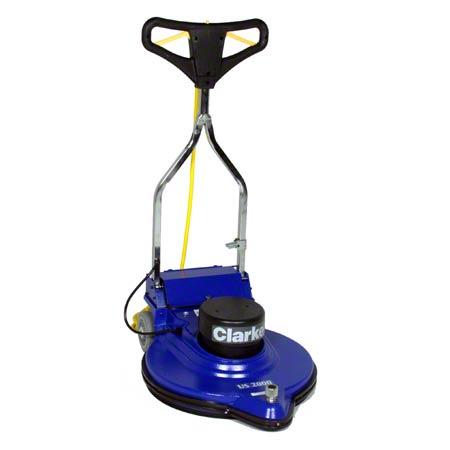 "Clarke® US2000 Ultra Speed Electric Burnisher - 20"""