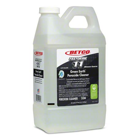 Betco® Green Earth® Peroxide Cleaner - 2 L, Fastdraw®
