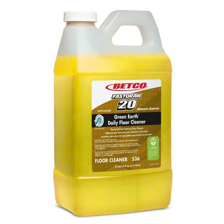 Betco® Green Earth® Daily Floor Cleaner -2 L Fastdraw®