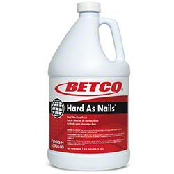 Betco® Hard As Nails® Hard Film Floor Finish - Gal.