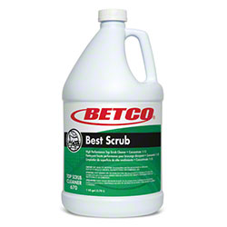Betco® Best Scrub Top Scrub Cleaner - Gal.