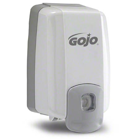 GOJO® NXT™ Maximum Capacity™ Dispenser - Dove Gray