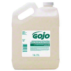 GOJO® Antimicrobial Lotion Soap - Pour Gal.