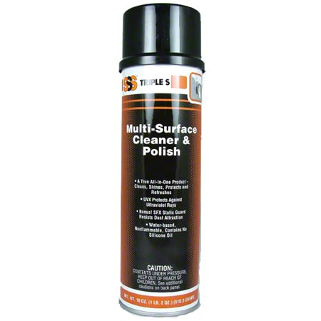 SSS® Multi-Surface Cleaner & Polish - 20 oz.