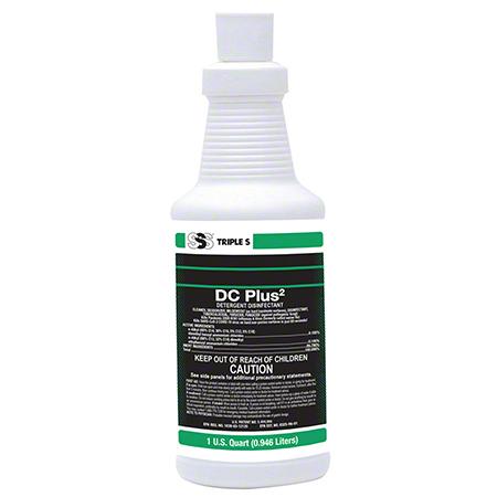 SSS® DC Plus 2 Detergent Disinfectant - Qt.