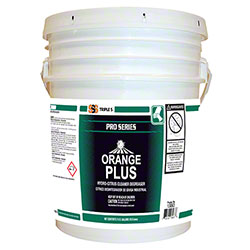 SSS® Orange Plus Hydro Citrus Degreaser - 5 Gal. Pail