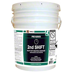 SSS® 2nd Shift Heavy Duty Industrial Degreaser - 5 Gal