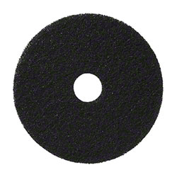SSS® Black Stripping Floor Pad - 17""