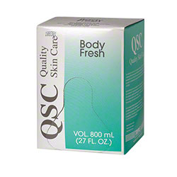 SSS® Body Fresh Body & Hair Cleanser - 800 mL BIB