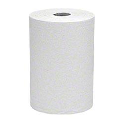 """Von Drehle Preserve® White Hardwound Towel - 10"""" x 800'"""
