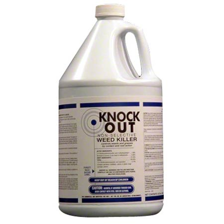 KNOCK OUT WEED KILLER SOLVENT BASED RTU ALL SEASON GAL