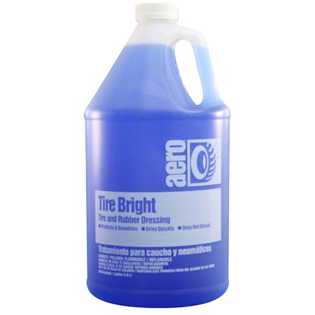 TIRE BRIGHT SILICONE RUBBER DRESSING RTU GAL