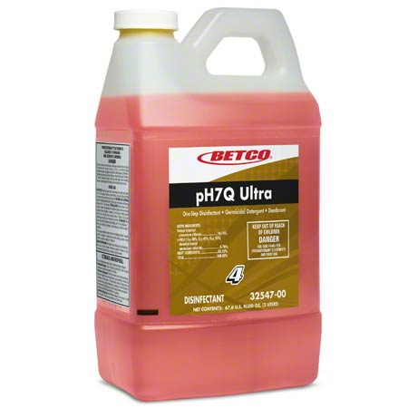PH7Q ULTRA BETCO FAST DRAW #4 NEUTRAL DIS/DEOD 2 LITER EACH