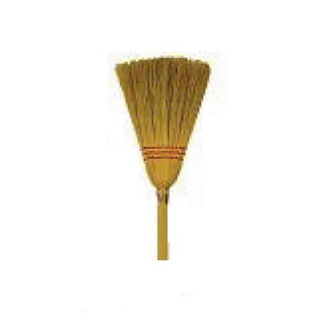 BROOM LOBBY CORN 36IN HANDLE