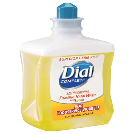SOAP DIAL COMP 1000ML FOODSERVICE ANTIMICROBIAL
