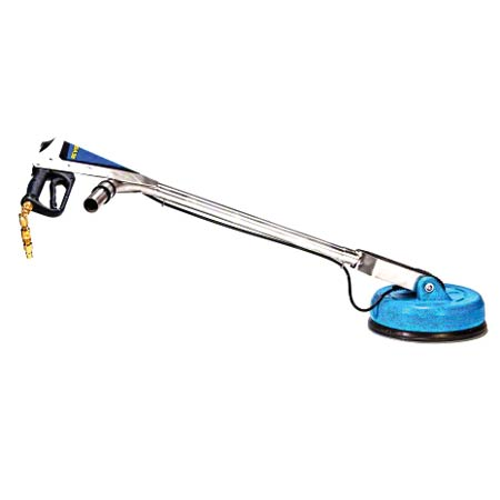 "SCRUBBER EDIC HARD SURFACE 12"" ZJET T-HANDLE 2500PSI"