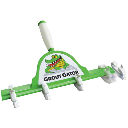GROUT GATOR ADJUSTABLE GROUT BRUSH 12IN
