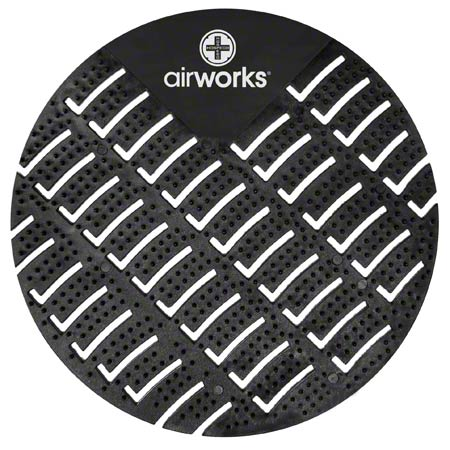 URINAL SCREEN MIDNIGHT SKY AIRWORKS BLACK EACH