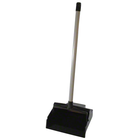 DUST PAN LOBBY PLASTIC W/30IN HANDLE