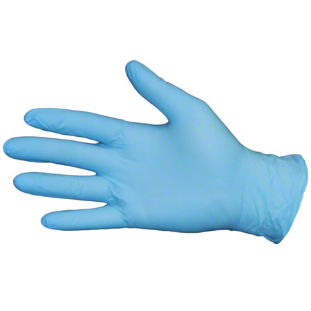 GLOVES NITRILE POWDER FREE LARGE 100/BX