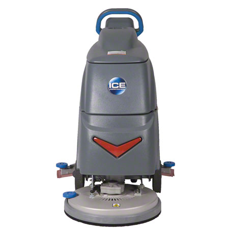 AUTOSCRUBBER ICE 20IN 13GAL PAD ASSIST 24VOLT ADJUSTABLE