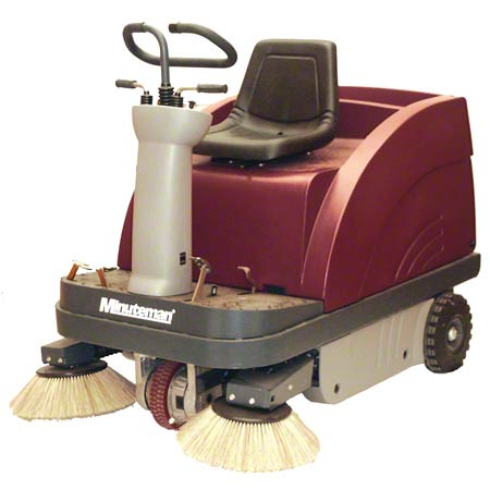 SWEEPER MIN RIDER 24V W/CHARGER