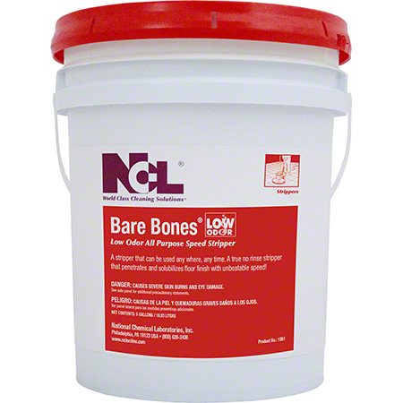 BARE BONES LOW ODOR STRIPPER 5 GAL PAIL