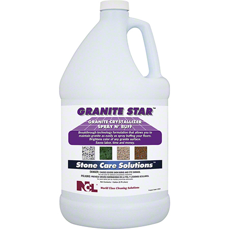 GRANITE STAR SPRAY AND BUFF CRYSTALLIZER GAL