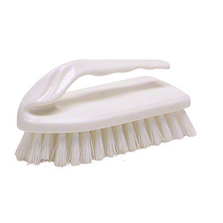 BRUSH SCRUB W/HANDLE SMALL