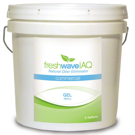 FRESH WAVE 2 GAL NATURAL ODOR ELIMINATOR GEL REFILLS