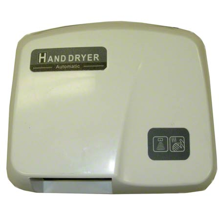 HAND DRYER ELECTRIC AUTOMATIC 110V PLASTIC