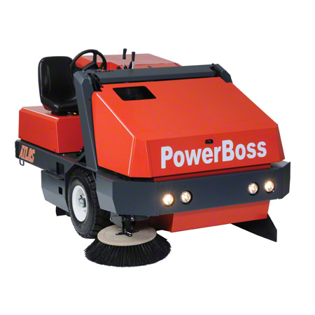 SWEEPER POWERBOSS ATLAS DIESEL