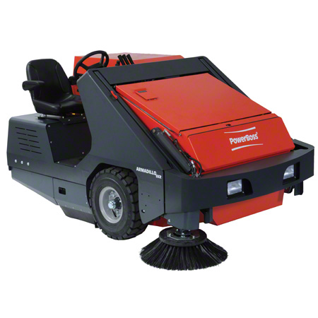 SWEEPER POWERBOSS PROPANE 9X 35.5 HP LIQUID COOLED 1.5L