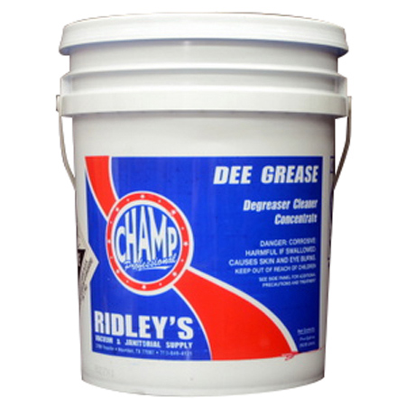 DEE GREASER INDUSTRIAL CLEANER/DEGREASER 5GAL PAIL