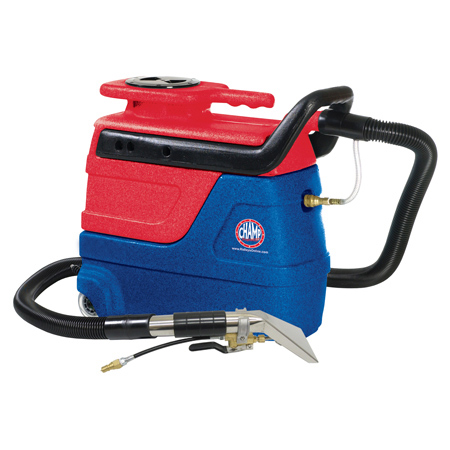 EXT CHAMP 3 GAL SPOTTER W/HOSE & METAL UPHOLSTERY TOOL