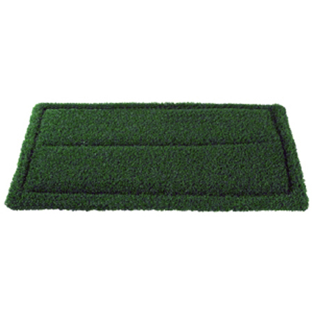 PAD 14 X 20 TURF SCRUB GROUT/HARD SURFACE GREEN