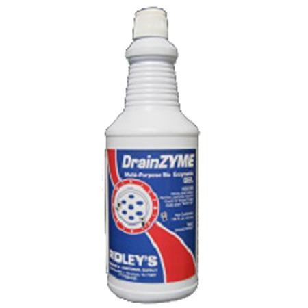 DRAINZYME BIO-ENZYMATIC DRAIN MAINT GEL 32OZ