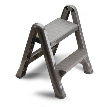 STEP STOOL FOLDING TWO STEP