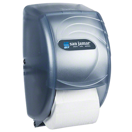 DISP TOILET PAPER VERTICAL DOUBLE ROLL PLASTIC