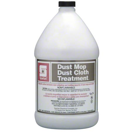 DUST MOP TREATMENT SPARTAN WATER BASED GAL