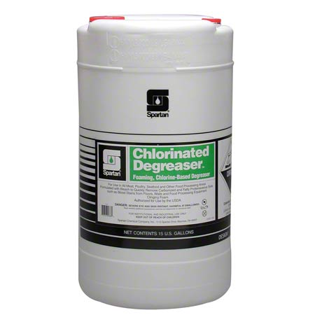 DEGREASER SPARTAN CHLORINATED 15 GALLON DRUM