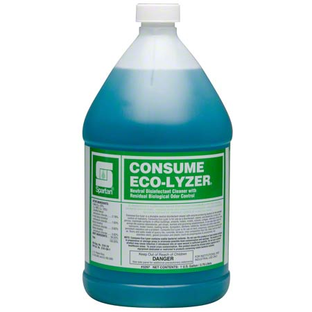 CONSUME SPARTAN ECO-LYZER NEUTRAL CLNR/DISINFECTANT