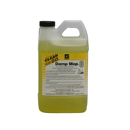 CLEAN ON THE GO DAMP MOP 8 NEUTRAL FLOOR CLNR CONC 2L