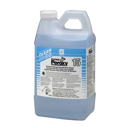 CLEAN ON THE GO CLEAN BY PEROXY 15 APC CLNR W/PEROXIDE