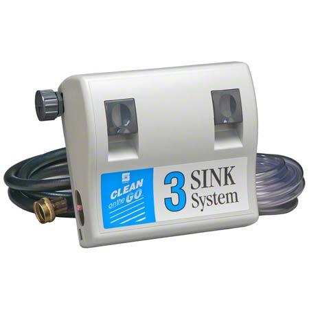 DISP SPARTAN 3-SINK SYSTEM