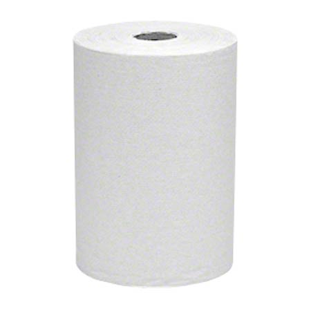 TOWELS ROLL WHITE 10IN X 800' 6/CS