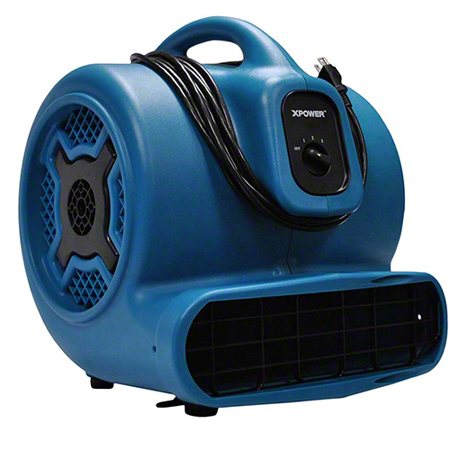 CARPET DRYER XPOWER 1HP 3600CFM
